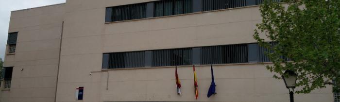 Exterior del Instituto
